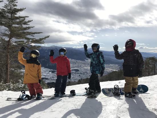 Mt.KOSHA よませ温泉スキー場 & X-JAM 高井富士のフォトギャラリー1