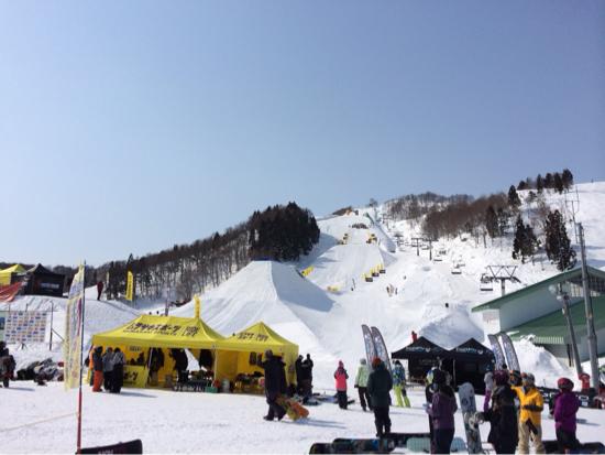 でかスパイン!AIRMIX|GALA湯沢スキー場のクチコミ画像