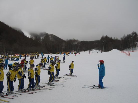 楽しそうですね~スキースクール!|シャトレーゼスキーリゾート八ケ岳のクチコミ画像