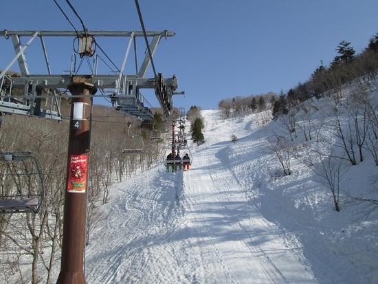 圧雪がいい|白馬岩岳スノーフィールドのクチコミ画像