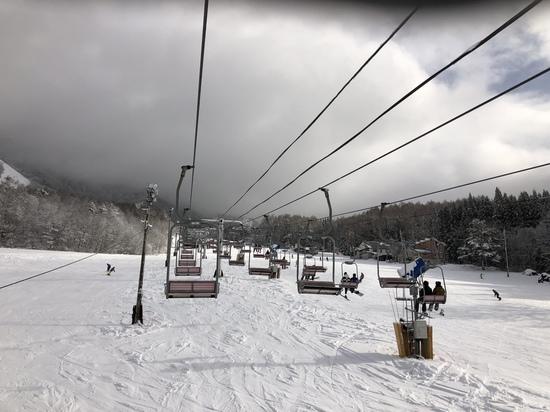 北志賀高原小丸山スキー場のフォトギャラリー2