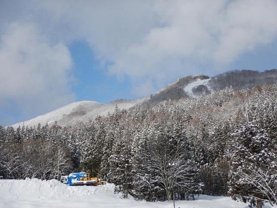 暖冬なんだけどなぁ|HAKUBAVALLEY 鹿島槍スキー場のクチコミ画像