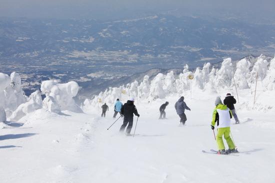 野沢温泉と同じくらい好き|蔵王温泉スキー場のクチコミ画像