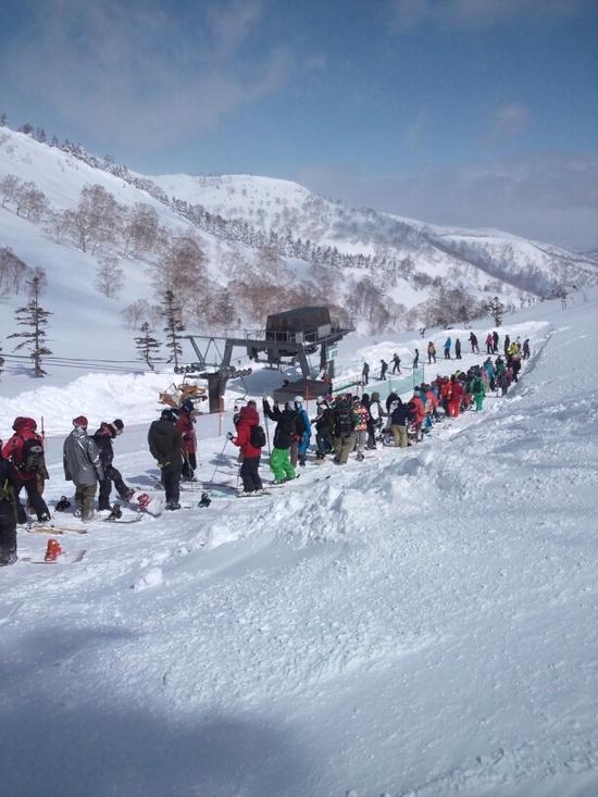 ごちそうさま。|かぐらスキー場のクチコミ画像