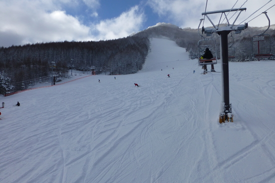 シーズン初スキー エコーバレースキー場のクチコミ画像