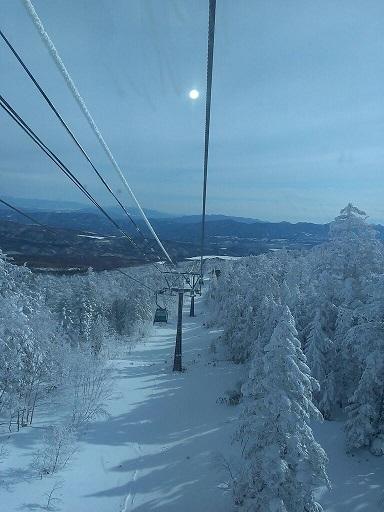 景色最高! パルコールつま恋スキーリゾートのクチコミ画像2