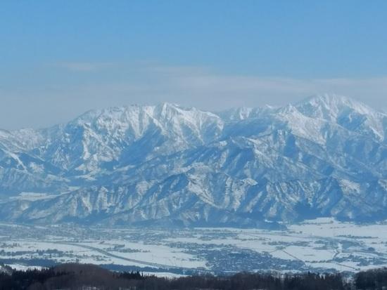 とにかく広い 上越国際スキー場のクチコミ画像