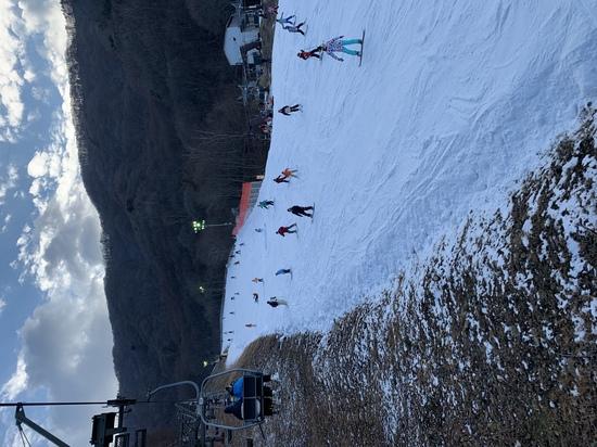 渋滞|カムイみさかスキー場のクチコミ画像