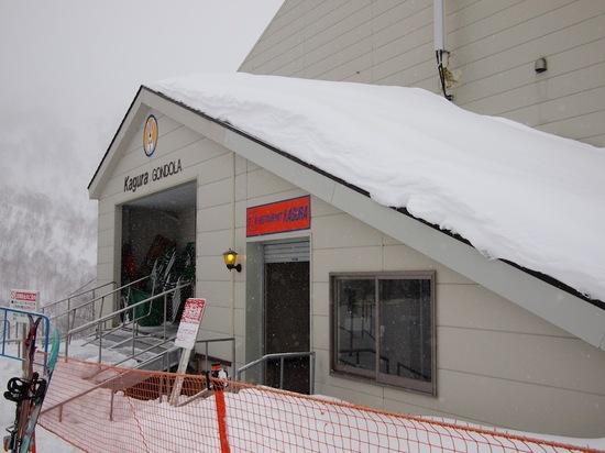 他ゲレンデが雨でも、かぐらは粉雪|かぐらスキー場のクチコミ画像