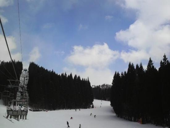 滑った後の温泉が最高!|鷲ヶ岳スキー場のクチコミ画像