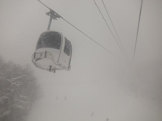 2014/03/21(金) 長野県 白馬岩岳の速報|白馬岩岳スノーフィールドのクチコミ画像