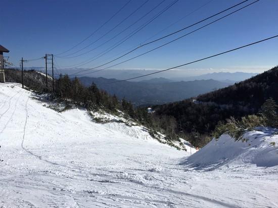 草津国際スキー場オープニング 草津温泉スキー場のクチコミ画像