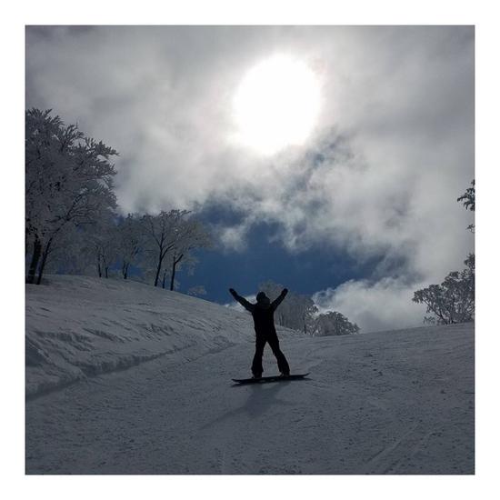 ありがとうございました!|スキージャム勝山のクチコミ画像