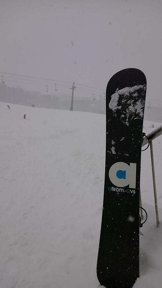 久々の…|かぐらスキー場のクチコミ画像
