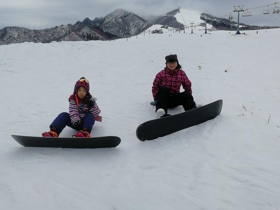 娘がスクールでお世話になりました|岩原スキー場のクチコミ画像