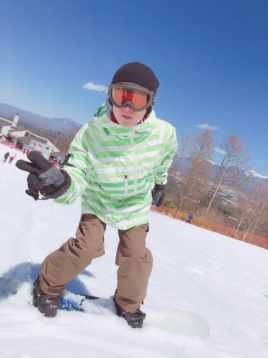 誕生日ショット|富士見パノラマリゾートのクチコミ画像3