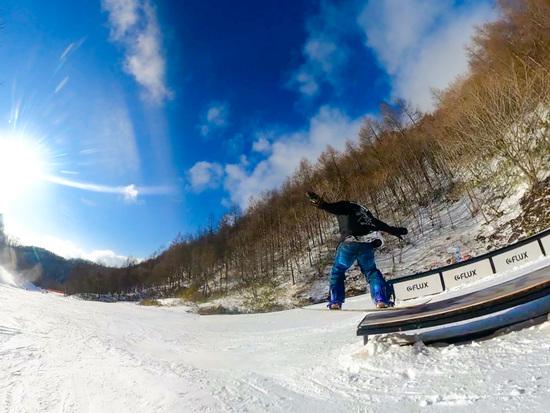 キッカー、ボックス|川場スキー場のクチコミ画像