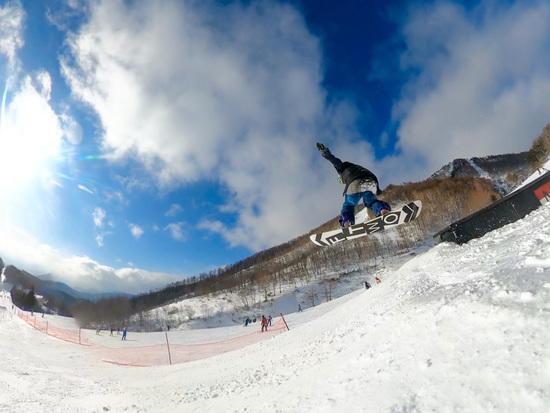 キッカー、ボックス|川場スキー場のクチコミ画像2