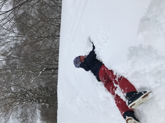 初滑り|奥神鍋スキー場のクチコミ画像