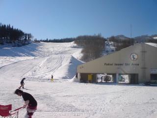 穴場的なスキー場|福井和泉スキー場のクチコミ画像