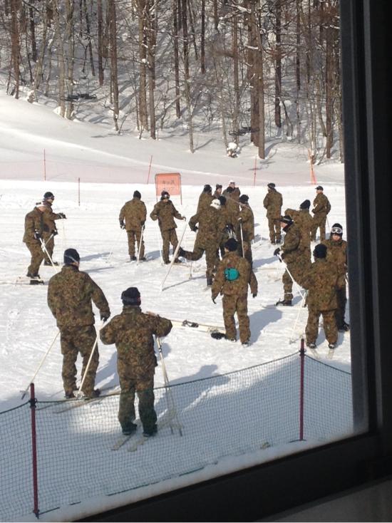 雪上訓練|八幡平リゾート パノラマスキー場&下倉スキー場のクチコミ画像