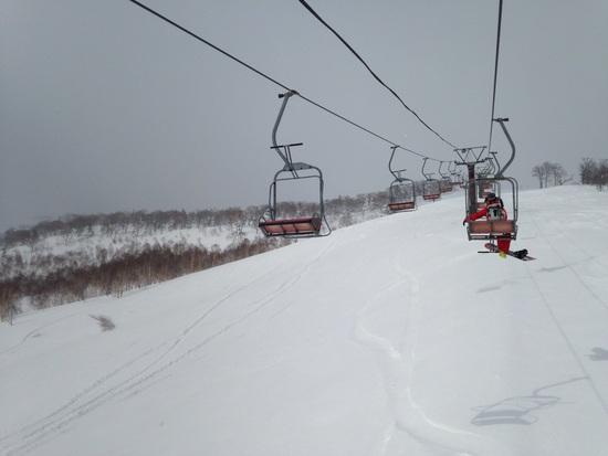 暴風雪|かぐらスキー場のクチコミ画像