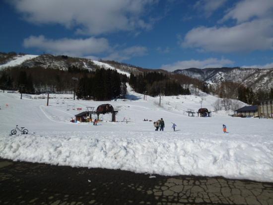 とても良いゲレンデ|さかえ倶楽部スキー場のクチコミ画像