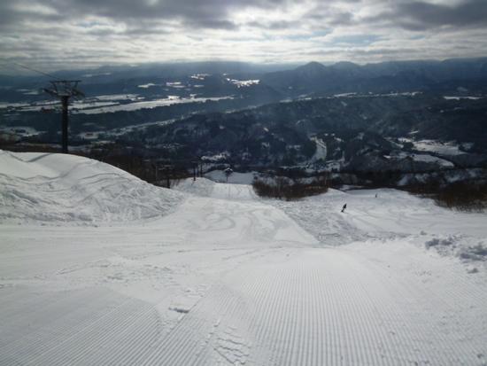 とても良いゲレンデ|さかえ倶楽部スキー場のクチコミ画像2