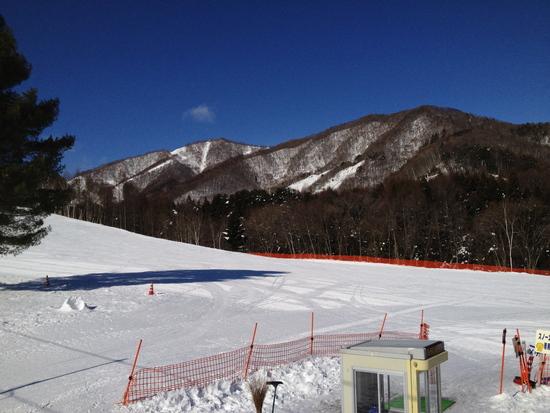 こどもと一緒に楽しめます|かたしな高原スキー場のクチコミ画像