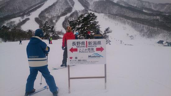 昔変わらぬスキー場です。|斑尾高原スキー場のクチコミ画像3