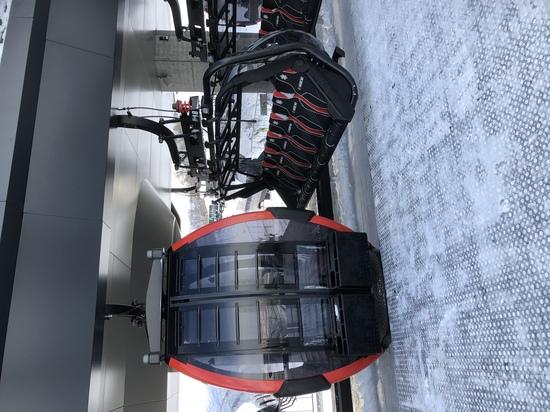 新設ゴンドラ|石打丸山スキー場のクチコミ画像