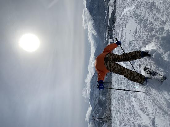 フワフワ最高!もふもふ絶叫! 岩原スキー場のクチコミ画像2