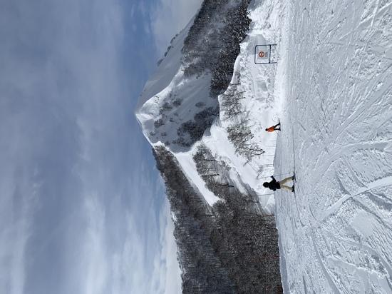 フワフワ最高!もふもふ絶叫! 岩原スキー場のクチコミ画像3