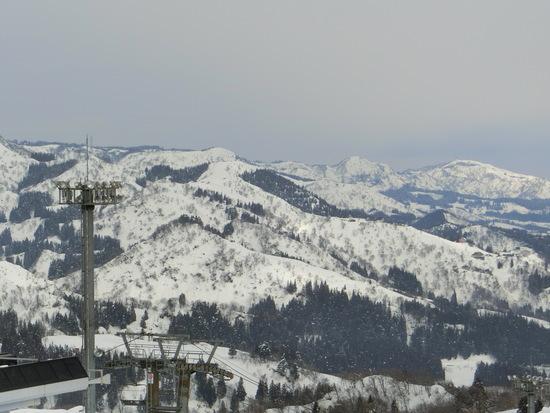 かっこいいリフトです|石打丸山スキー場のクチコミ画像3