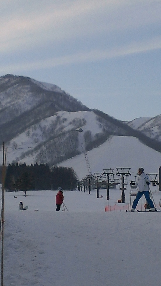 朝イチリーゼンならぬ|栂池高原スキー場のクチコミ画像