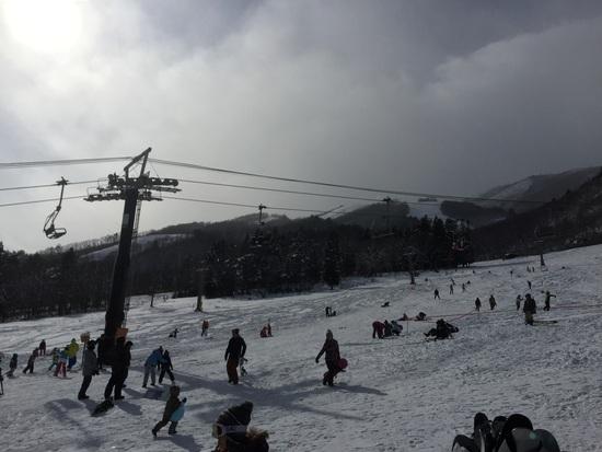 強風で完全にストップ!|白馬八方尾根スキー場のクチコミ画像