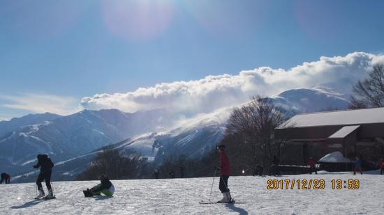 絶景|白馬岩岳スノーフィールドのクチコミ画像