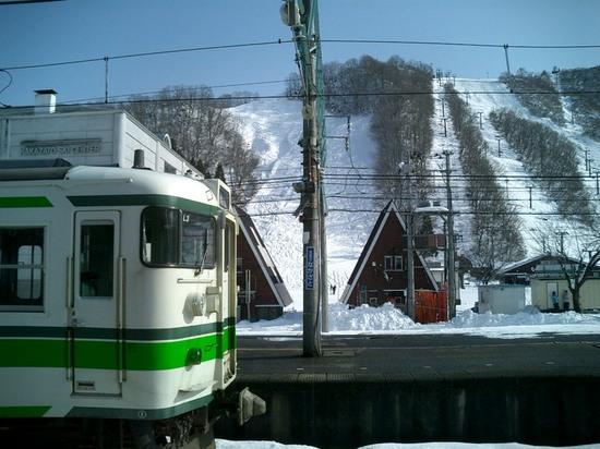 雪上遊園地ですかね 湯沢中里スノーリゾートのクチコミ画像