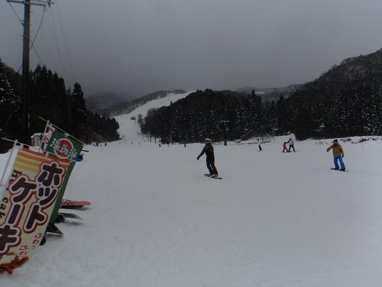 初スキーは万場|神鍋高原 万場スキー場のクチコミ画像1