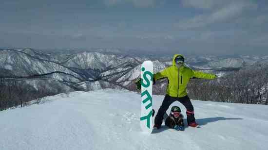 晴天|夏油高原スキー場のクチコミ画像