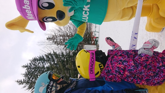 ラッキーくんと宝探し 苗場スキー場のクチコミ画像