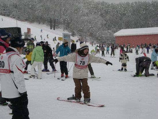 アクセス最高!ビギナー向け|ノルン水上スキー場のクチコミ画像