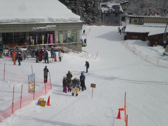 強風で大変でした|白馬八方尾根スキー場のクチコミ画像