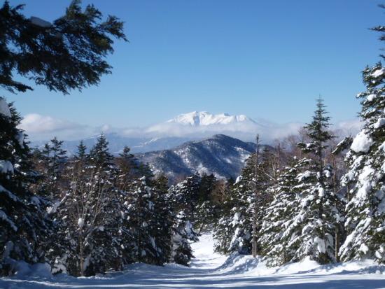 最高の景色|信州松本 野麦峠スキー場のクチコミ画像