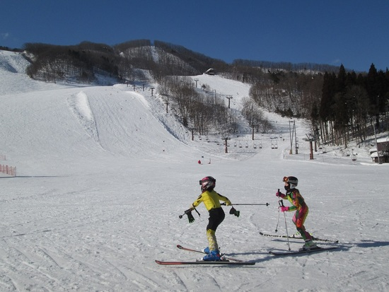 キッズレーサー参上|白馬岩岳スノーフィールドのクチコミ画像