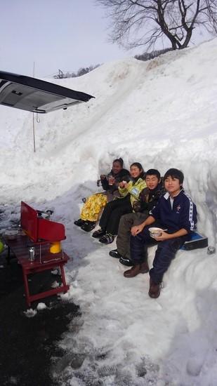大湯温泉スキー場のフォトギャラリー1
