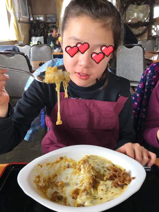 チーズカレー|YAMABOKU ワイルドスノーパークのクチコミ画像2