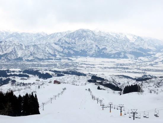 ファミリー向きのスキー場です|ムイカスノーリゾートのクチコミ画像2