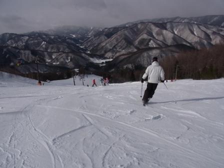 連休初日やや混み|信州松本 野麦峠スキー場のクチコミ画像
