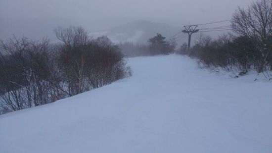 スキーに最適|あだたら高原スキー場のクチコミ画像